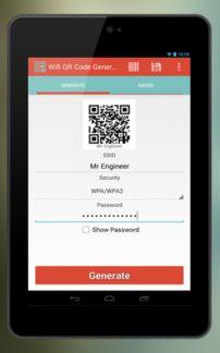 无线上网QR码生成器app下载 无线上网QR码生成器手机版下载 手机无...