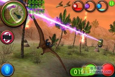 ... 恐龙战士2 重返远古时代