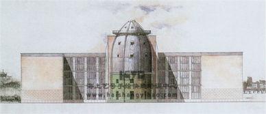 建筑大师阿尔多 罗西风采及大师作品赏析