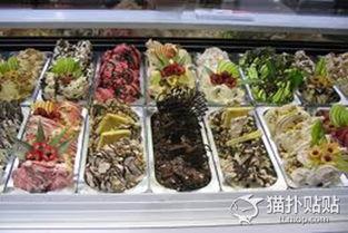 dojo gelato 意大利手工冰淇淋