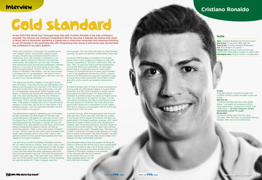 ...gramme Messi Ronaldo