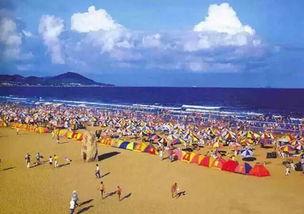 青岛哪个海水浴场美女最多 在这...