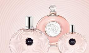 Satine Flacon Editions Extract DE Lalique EDP Vapospray ML Numbered