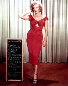 超模av下载- 图为玛丽莲.梦露,美国20世纪最著名的电影女演员之一,影迷心中永...
