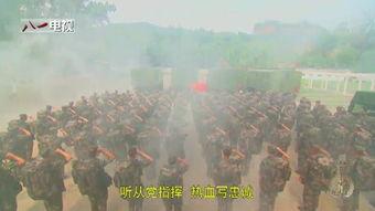 军事视频常用的纯音乐-火箭军 进行曲 利剑 面纱