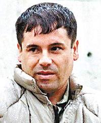 ...墨西哥毒品大亨古兹曼-全球十大恶人