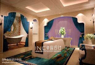 上海美容院设计