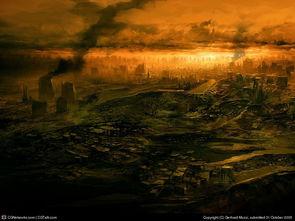 如果末日降临,世界将是什么景象,你我将在何方?-末日景象大畅想
