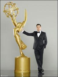 名嘴吉米凯·莫将主持64届艾美奖 称此次颁奖礼笑料最多-吉米 凯莫主...