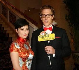 动再操逼-2011年11月,袁莉与80后外国男友BlaineGrunewald(中文名字叫林博...