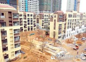 工程进展 市北中海蓝庭清盘销售 105㎡多层洋房均价15000元 ㎡