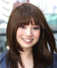 2011年夏季最新六款适合方脸女生的发型