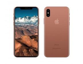 ...采用全面屏所以iPhone 8没法在正面放Touch ID了-苹果iPhone 8最大...