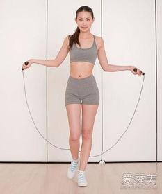 ...能瘦腿吗 掌握正确跳绳方法拉伸腿部线条