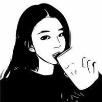 动漫韩版女生qq头像