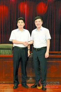 王战营同志任商丘市委书记 魏小东同志不再担任商丘市委书记
