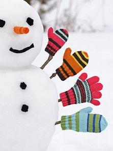 我也喜欢堆雪人,老家每年都会下雪呢 -雪地里的生命 雪人 随笔 慢生...