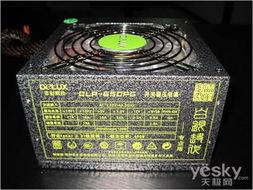 周天化源-多彩DLP-650PG符合INTEL ATX 12V 2.31版规范,额定功率为450W,...