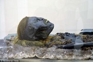 ...发现中世纪儿童木乃伊 包裹桦树皮中