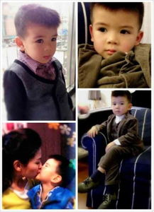 ...看起来很像漂亮妈妈.刘涛还和儿子亲吻,母爱满满.刘涛也在微博...