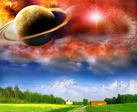 宇宙高维度空间 文明 生命