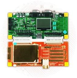 ...P 推出全新的MCU开发平台 MAPS四色板系列
