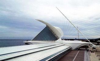 创新建筑大师圣地亚哥 卡拉特拉瓦作品