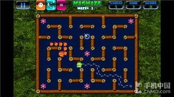 超强迷宫游戏截图-有种你就来挑战巨虫 悲催试玩超强迷宫