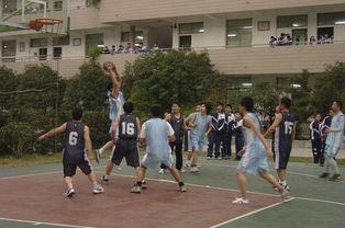 苑一 唐侠-教工篮球小组赛中的经典之战