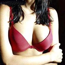 胸是什么样子图片百-从胸部形状判断她性格