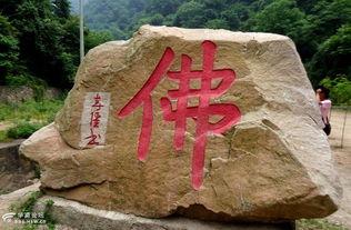 宝鸡吴山森林公园风光