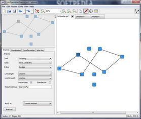 ...化社会网络分析软件官方下载 Visone可视化社会网络分析软件下载 ...
