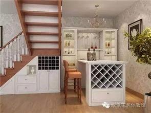 揭秘 定制楼梯柜,让楼梯角不再只是杂货间