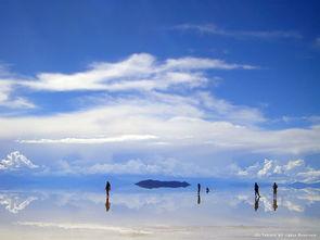 本文《天空之境 玻利维亚乌尤尼盐原》由芒果唯美图片整编,如果您还...