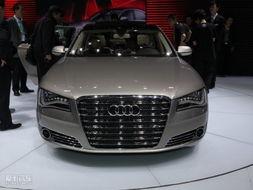 全新一代奥迪A8-A1 A7领衔 奥迪2011年新车计划抢先曝光