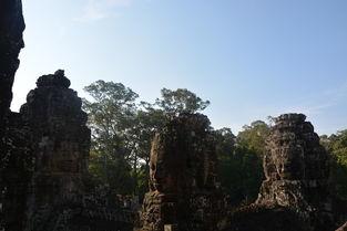 五月的盛放,浮生若梦,柬埔寨吴哥窟游记