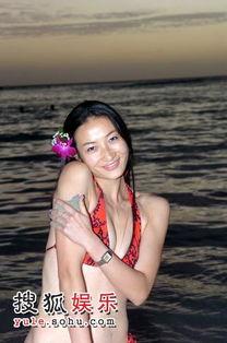乱伦丑闻女主角李赛凤写真 小露性感酥胸