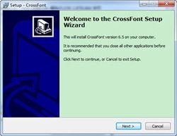 ...ssFont 字体转换器 下载 6.5 官方正式版 新云软件下载