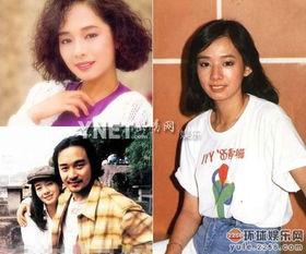 ...霞17岁就演 伦理三级片 TVB荧屏女星成名