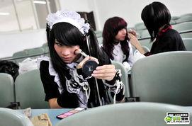 南京的大学生 伪娘团 的坚持