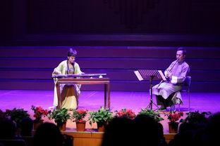 琴萧和鸣 声琴合一 武汉音乐学院音乐教育学院成功举办师生音乐会