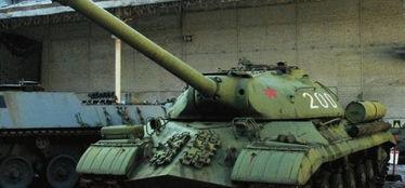 苏联IS重型坦克