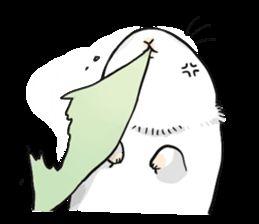 表情 几灰兔子 line小灰兔子 萌兔子 灰兔子 表情包表情大全 九蛙图片 ...