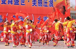庄浪县举行庆 三八 妇女健身操大赛