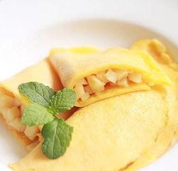 花核湿揉捏-食材:苹果2个,鸡蛋4个,鲜奶100毫升,糖25克,色拉油适量.   做...