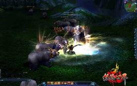 神话网游 龙腾世界 最新特色玩法