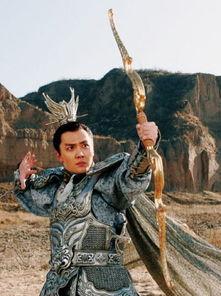 新西游记中冯绍峰演的杨戬被评为 最丑的二郎神