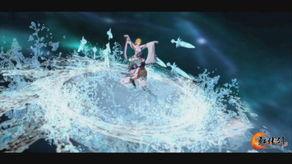 华丽的奇术合击技画面-轩辕剑6 华丽电影级宣传动画登场