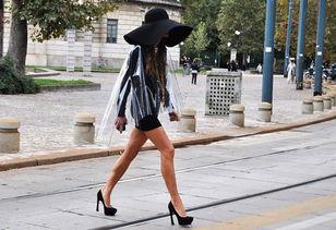 美女穿高跟鞋走路视频 穿高跟鞋走路视频教程 16厘米高跟鞋走路视频