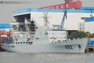 零号实验舰-...消息 中国海军试验舰连续波测量雷达曝光 组图
